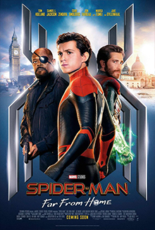 Spider-Man Far From Home, one of the best Marvel Movies according to our writer Ally